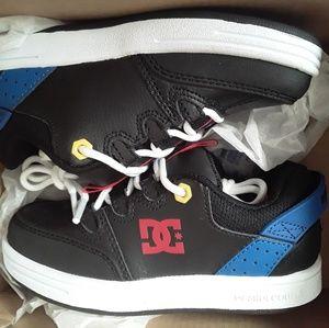 Kids DC Shoes Sz 10.5 NIB